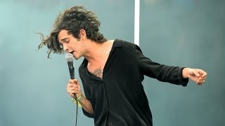 The 1975 - Robbers at Glastonbury 2014