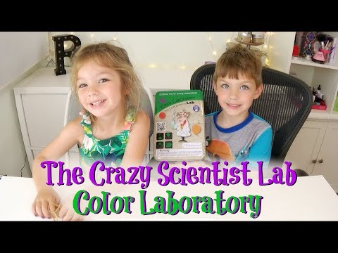 Thumbnail: The Crazy Scientist Lab by The Purple Cow - Color Laboratory