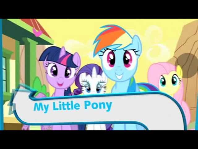 Nuevos capítulos de My Little Pony por Cartoonito Travel Video
