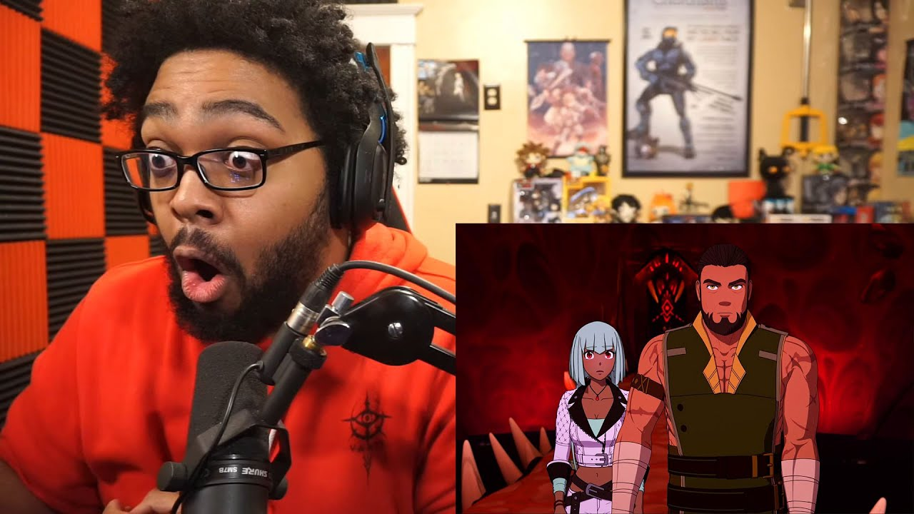 Download RWBY Volume 8 Chapter 9 Reaction - Burning the Witch