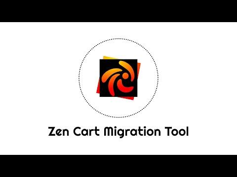 Zen Cart Migration Tool