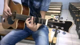 Mahsup - Phố không mùa - Có anh đây rồi - Nỗi nhớ vô hình - Guitar