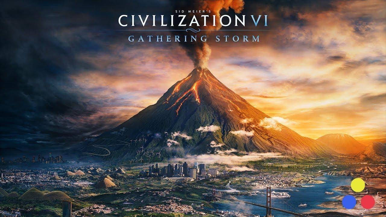 Let's Talk About Civilization 6 - Gathering Storm | Features, Leaks,  Guesses AHHH!