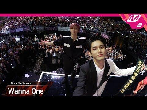 [2018MAMA x M2] 워너원(Wanna One) Ending Finale Self Camera in HONG KONG