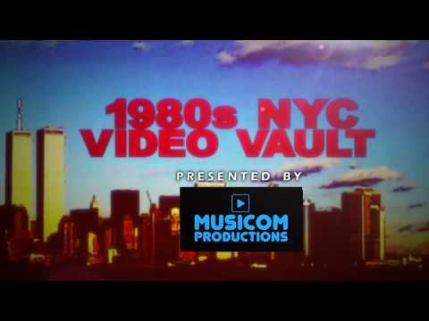 80s VIDEO VAULT  - Coming Soon! The Best Of 200 VHS Tapes From NYC Television