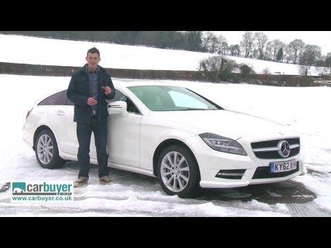 Mercedes CLS Shooting Brake estate 2013 review - CarBuyer