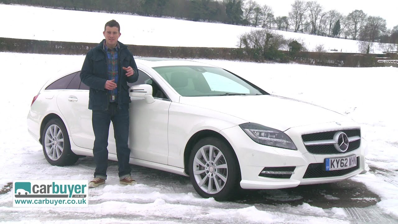 Mercedes CLS Shooting Brake Estate 2013 Review
