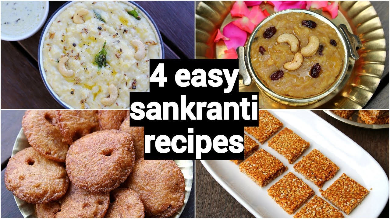 Makar Sankranti Recipe | Indian Recipes