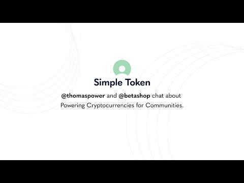 Thomas Power s OST CEO Jason Goldberg re: Powering Cryptocurrencies