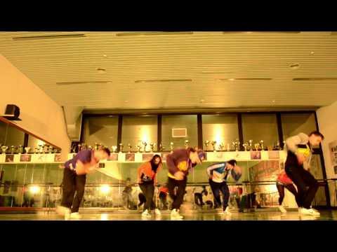 "Hip Hop Dance 2012 vol2 - Eminem & P!nk - ""Won't Back Down"" Choreography by Black Pearls"