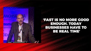 Fast is no more good enough  Today