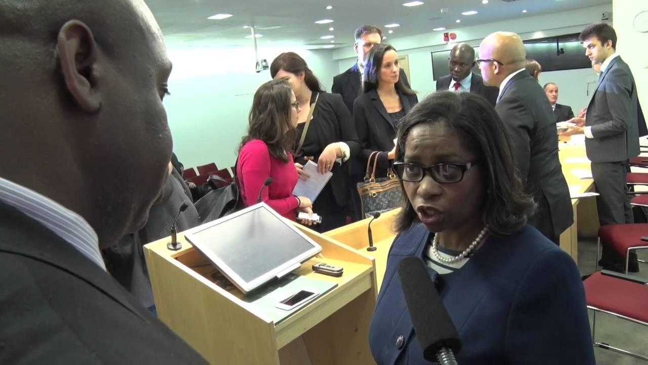 Conferencia Investimento En Angola Entrevista