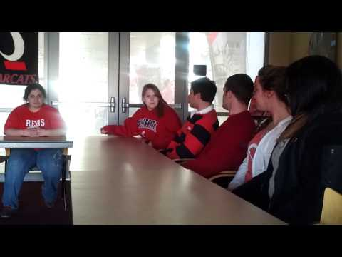 ROAR Tour Guides - ALDP Elevator Speech - University of Cincinnati