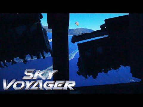 Sky Voyager - Flying Theatre At Dreamworld, Australia (Item Storage POV)