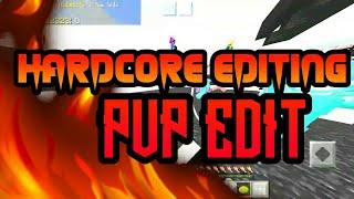 Hardcore PVP edit|| Made in Kinemaster