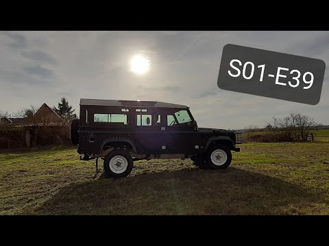 German TUV for James my Offroad - Defender 300TDi - S01E39