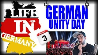 LIVING IN GERMANY | October 3rd: Germany's National Unity Day - What Is It About? | VlogDave