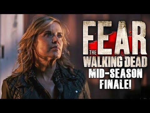 Fear the Walking Dead Season 4 Mid-Season Finale - No One's Gone - Video Review