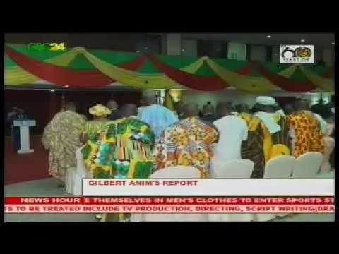 President Akufo-Addo Swears-In Council of State Members
