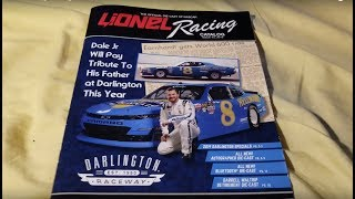 Lionel Racing Catalog Issue #3 2019 Review