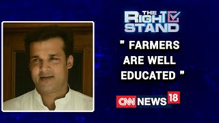 The Farmers Are Well Educated & Know What They Are Demanding Says Cong's Manpreet Sandhu