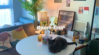 [ROOM TOUR] ☕️ 6년차 남집사의 10평 원룸…