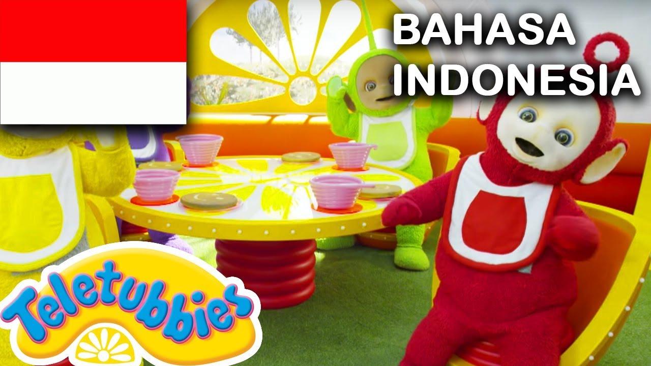 Teletubbies Bahasa Indonesia Sarapan Full Episode Hd