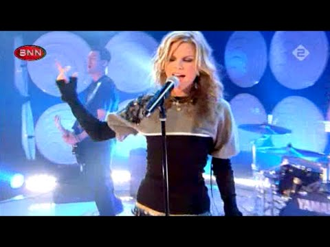 Ana Johnsson - Don't Cry For Pain (Top Of The Pops 2004)