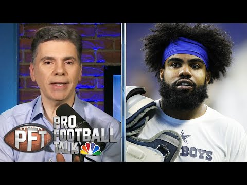 PFT Overtime: Jets new GM, Elliott should worry about his contract  | Pro Football Talk | NBC Sports