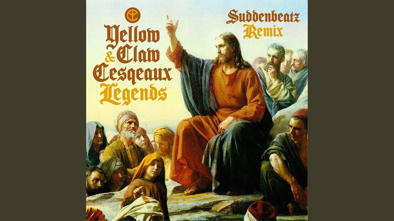 Legends (feat. Kalibwoy) (SuddenBeatz Remix)