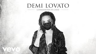 Demi Lovato - Commander In Chief (Audio)