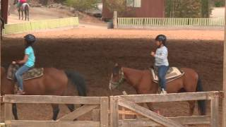 Where's Roberta? Horseback Riding At Garrod Farms