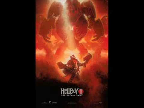 Hellboy 2 - I can´t smile without you