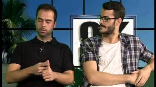 Okey - Entrevista a Joan Sanchez (Peto) y Albert Serra de Dajo Crew