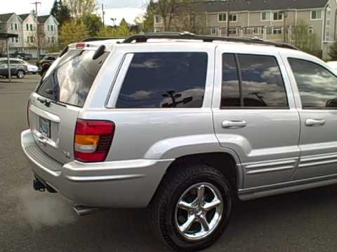 2002 jeep grand cherokee overland ron tonkin pre owned. Black Bedroom Furniture Sets. Home Design Ideas