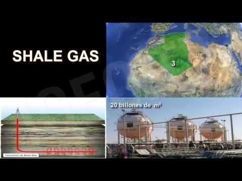 Fracking  (Shale Gas). New kind of Natural Gas [IGEO TV]