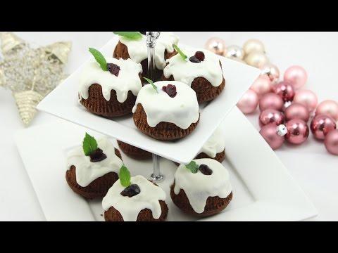 Schoko-Cranberry-Muffins