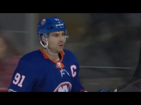 Gotta See It: Islanders score two shorthanded goals against Sabres on same PP