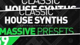 Patchworx - Classic House Synths (Massive Presets)