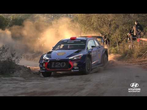 Rally Argentina Best Of: Slow-Motion