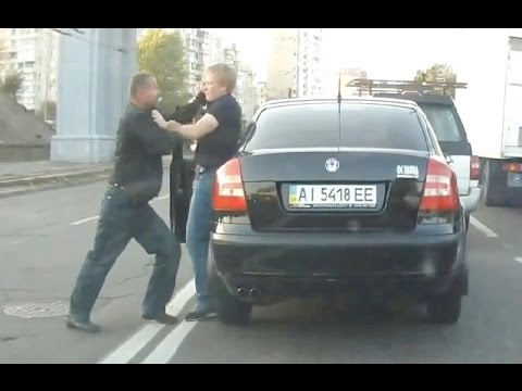 Road Rage In Russia | Fights on the road #2 - YouTube