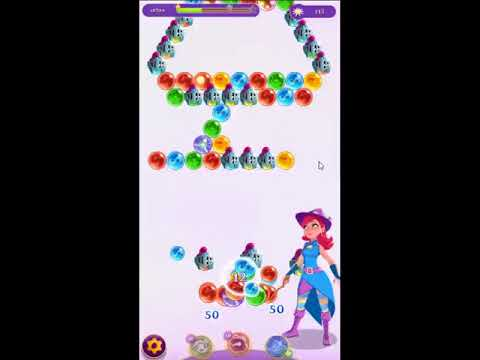 Bubble Witch Saga 3 Level 515 - NO BOOSTERS 🐈