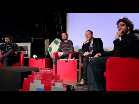 Le Narrative Design (partie I) avec CdV, Mathieu Triclot, Ka