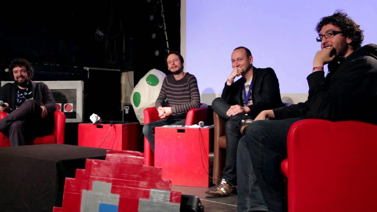 Le Narrative Design (partie I) avec CdV, Mathieu Triclot, Karim Debbache, Sébastien Genvo…