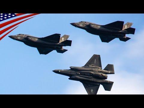 【新たに6機が到着】岩国基地でF-35B戦闘機16機の配備が完了