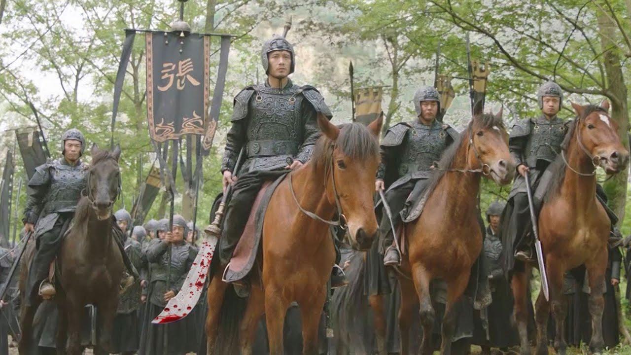 Mãnh Tướng Hung Tàn Dẫn 100 Quân Vượt Ải Đánh Gia Cát Lượng [ Mọt Phim Trung Quốc ]