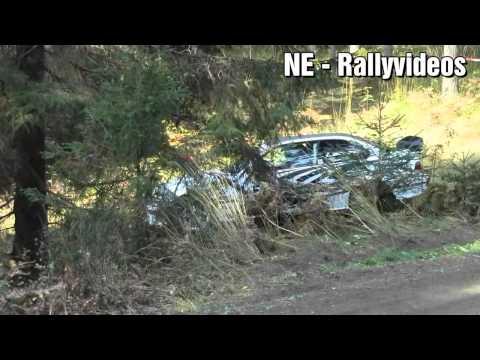 #YLIVAA! 1 - Finnish Rally Crash Compilation 2014 -