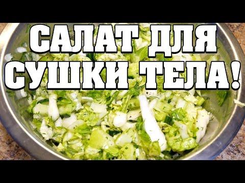 Цезарь с курицей - калорийность, состав, описание - www