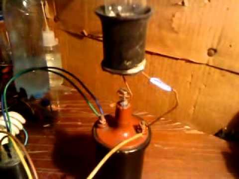 RSG Тесла на Катушке зажигания