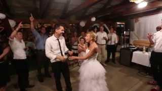 Mónika és Attila Esküvői Videóklip // 2014 (Wellhello - Rakpart)